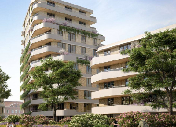 Type A6 - 3-kamerappartement