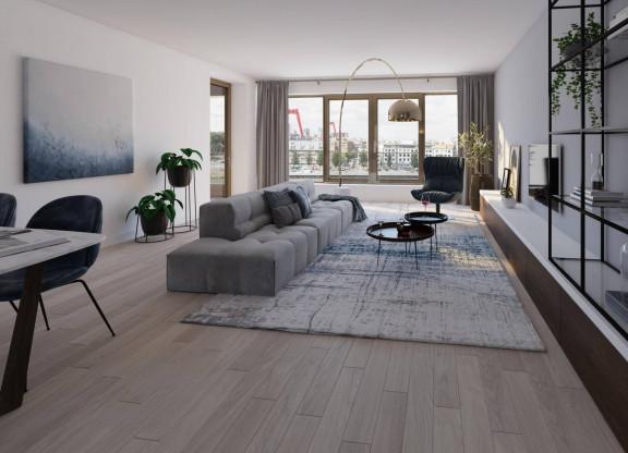 Vierkamer appartement| Type B