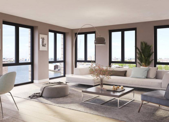Waterfront apartment type 7