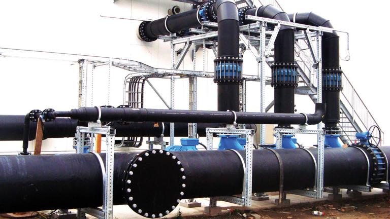 Polyethyleen buizen voor ventilatiesystemen in nieuwbouwprojecten