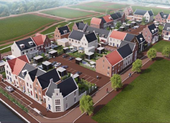 De plantage ontwikkeling