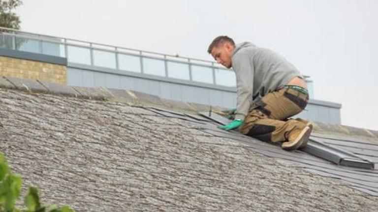 Voor een nieuwbouwhuis heb je niet direct een dakdekker nodig