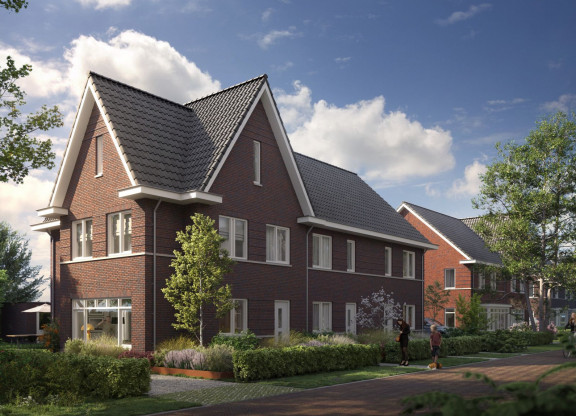 Herenhuis - hoek - type C