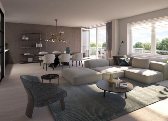 3-kamer appartement Type I1