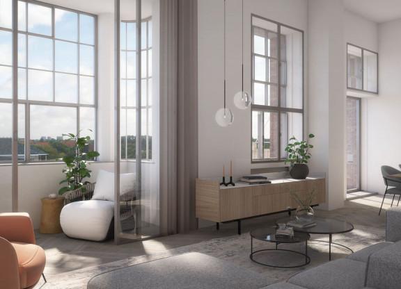 Type D2 - 3 kamer appartement