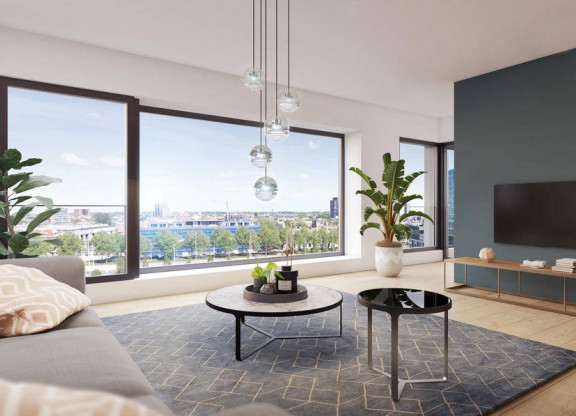 Waterfront apartment type 4