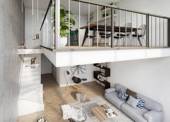 Two floor apartment type 2