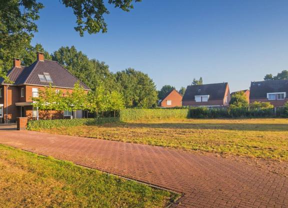 bouwkavels Borgmanweg / Else Mauhsstraat