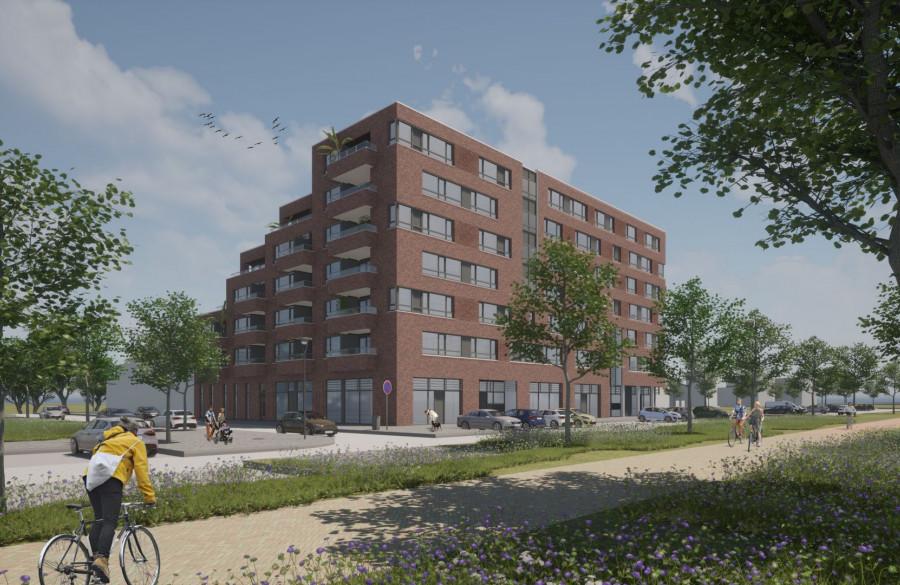 Willem Frederik Hermansstraat (gebouw 1)