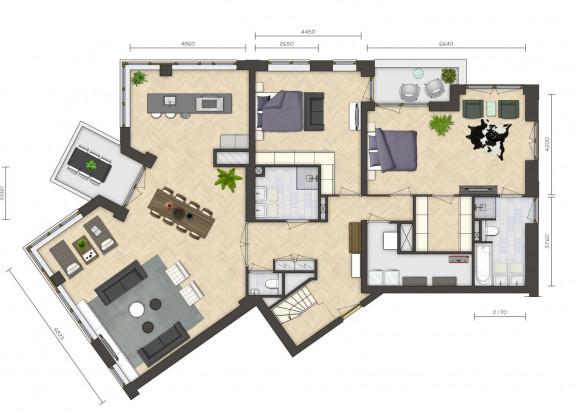 Penthouse Type N