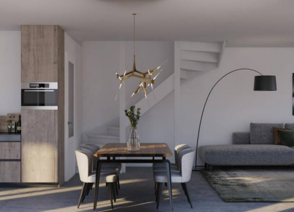 Tweekamer appartement| Type T