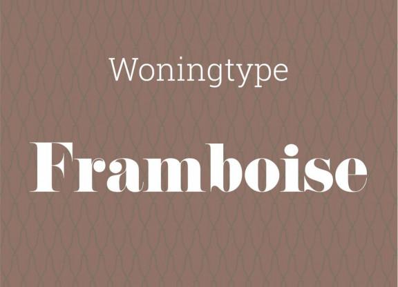 type Framboise - 4 kamerappartement