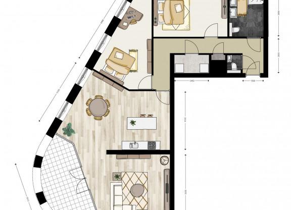 Type G Penthouse