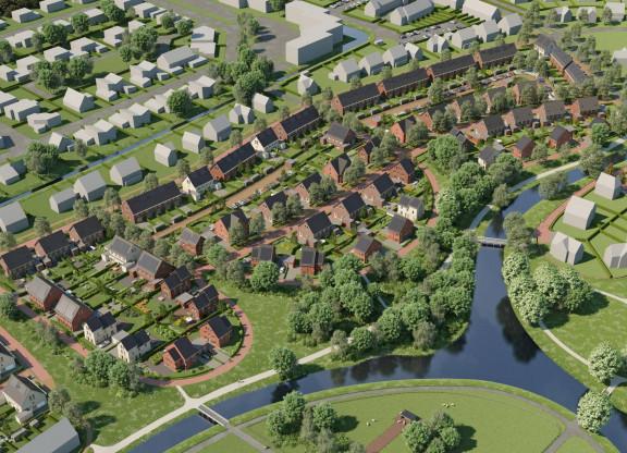 Quatrebras Park QIII toekomstig aanbod