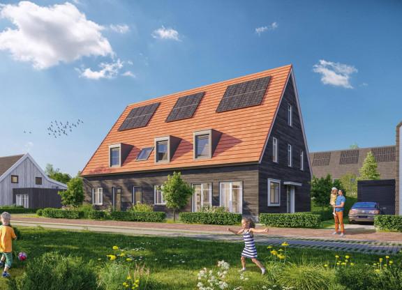 Zonnekers - De Boerderette (hoek)