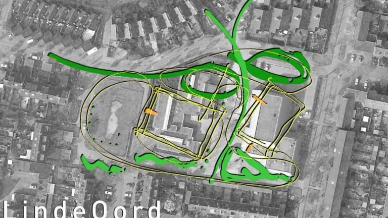Omwonenden van LindeOord kiezen uit 3 varianten voor de openbare ruimte