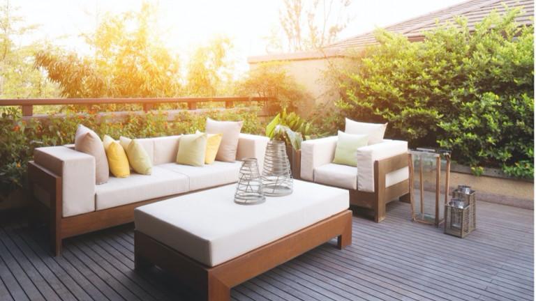 5 tips om van je tuin (of balkon) een verlenging van de woonkamer te maken