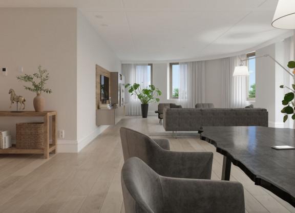A4 (Appartement)