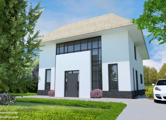 VERKOCHT - Uniq wonen in Vroondaal Den Haag - Villa Zon Grand