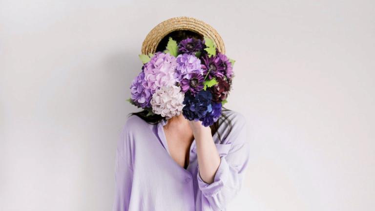 Trendkleur lila