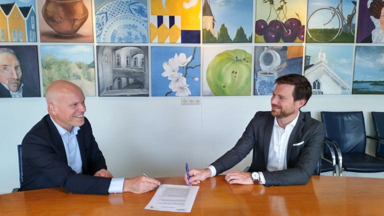 MBB Ontwikkeling tekent overeenkomst met gemeente Houten voor plan LindeOord