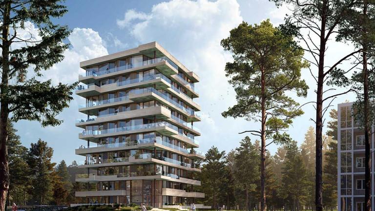 Planning start verkoop appartementen