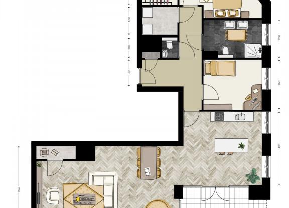 Type F Penthouse