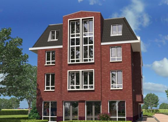 Bohemia appartementen - Heerenveen