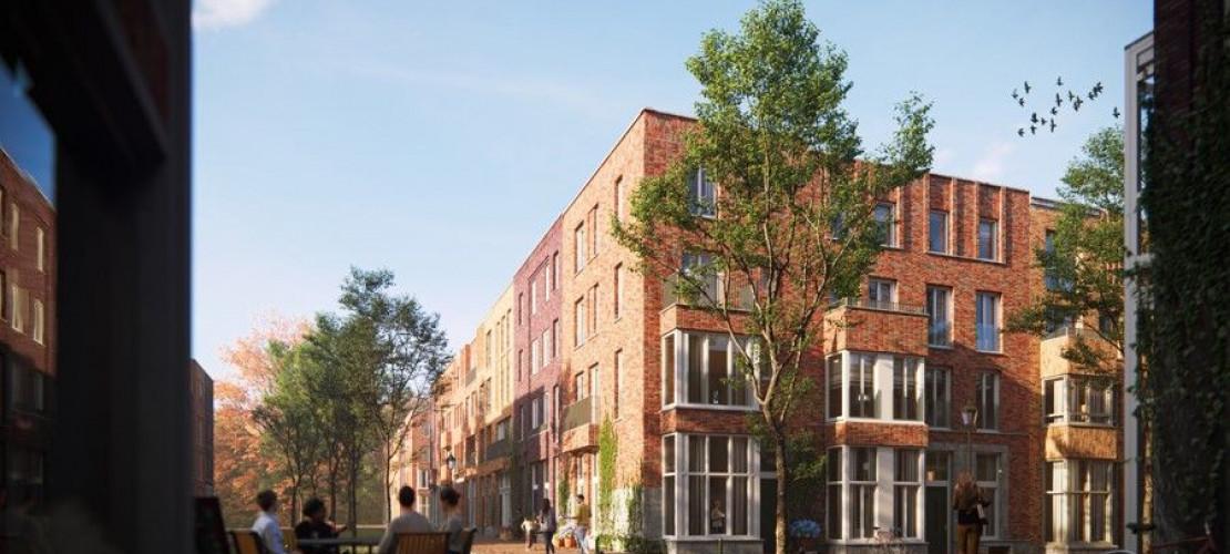 Centraal in Utrecht: Carréblok - Hooge Steenen