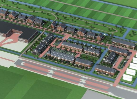 Nieuwkoop Buytewech-Oost, woon-werkkavels
