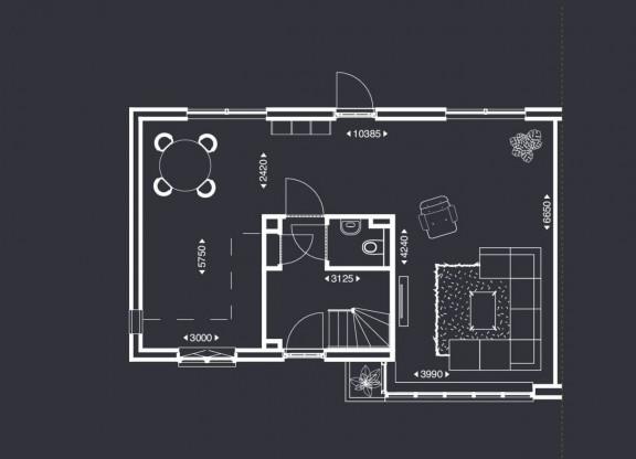 Brede Twee-onder-een-kap-woningen - B3