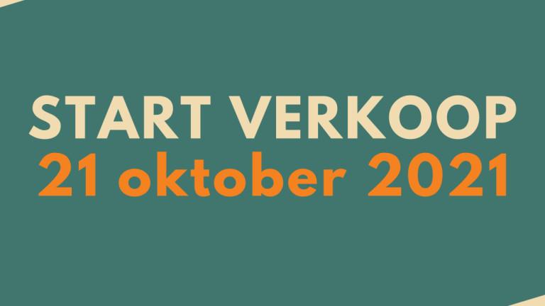 zet donderdag 21 oktober in de agenda!