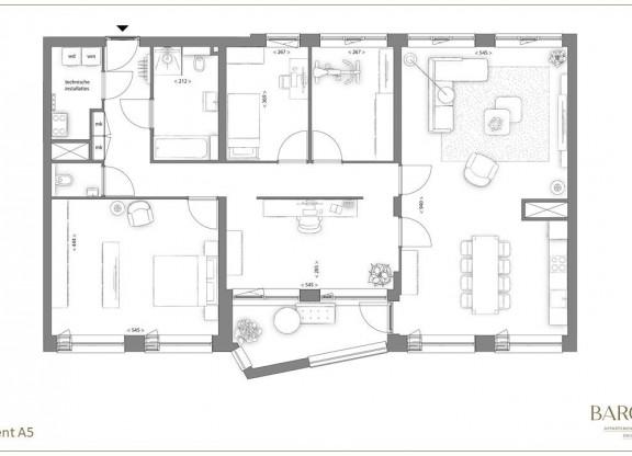 Appartementtype A5