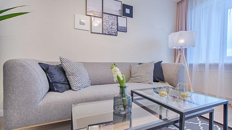 Zó stijl je een moderne woonkamer