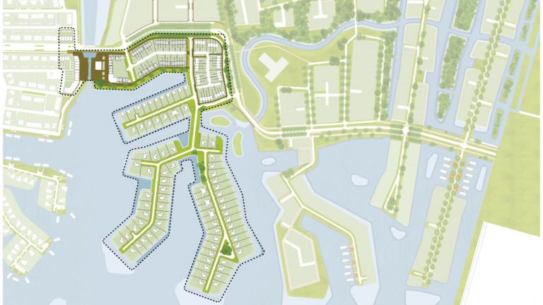 De Zeilen: vierde woonwijk van Meerstad