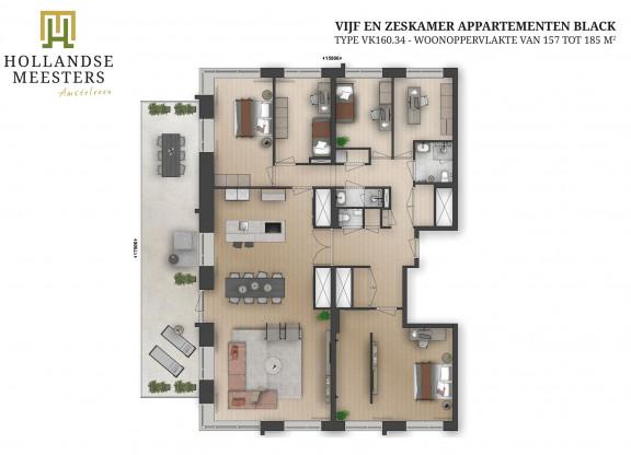 11. Koop: Penthouse BLACK