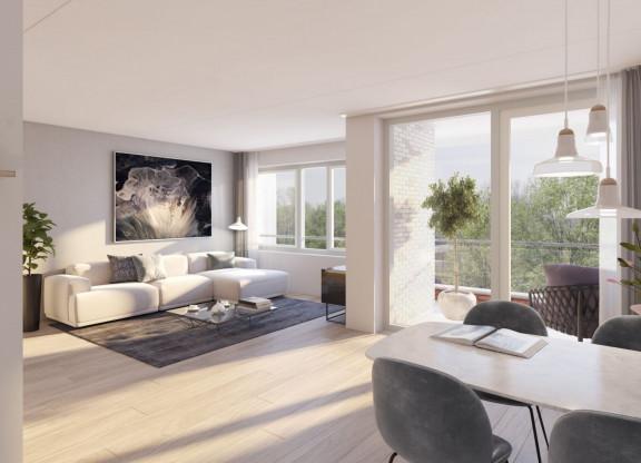 3-kamer appartement type H3