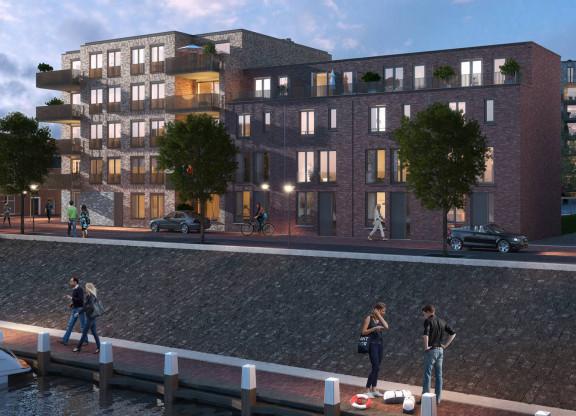Havenwoningen Dockyard