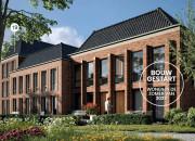 Cortile 23 Royale, statige herenhuizen in het centrum van Oldenzaal
