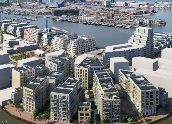 Amsterdam - Cruquiuswerf