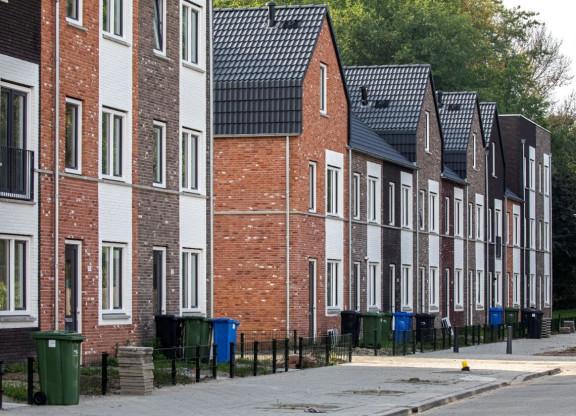 MyOwnHome Oedenhof, Hoogvliet - GEREALISEERD