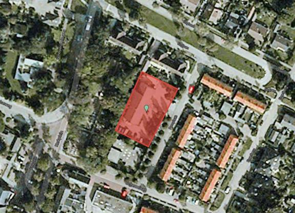 Leersum - voormalige gemeentewerf