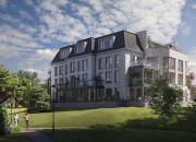 Landgoed in den Houte - Parkappartementen