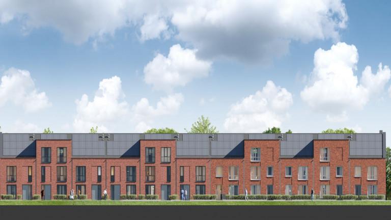 Verhuur eerste 11 woningen is gestart!