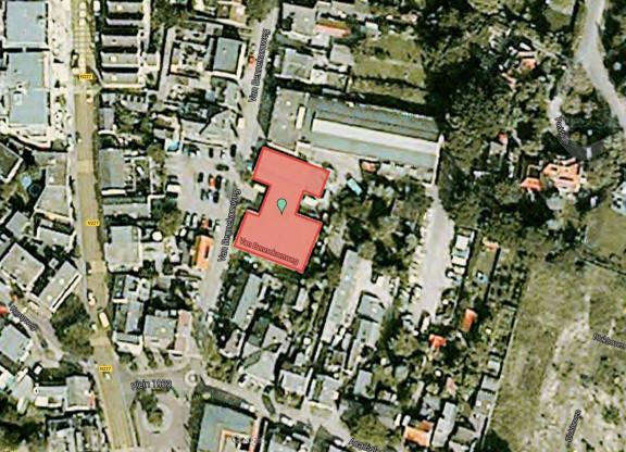 Doorn - voormalige gemeentewerf