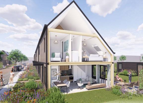 House2Start Herwen - Hoekwoning
