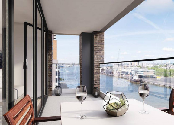 Waterfront apartment type 6