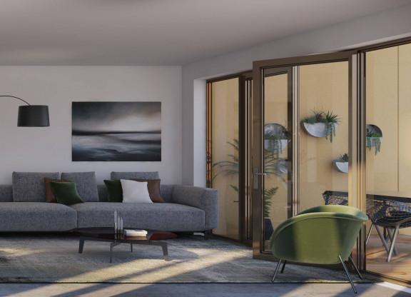 Driekamer appartement| Type D