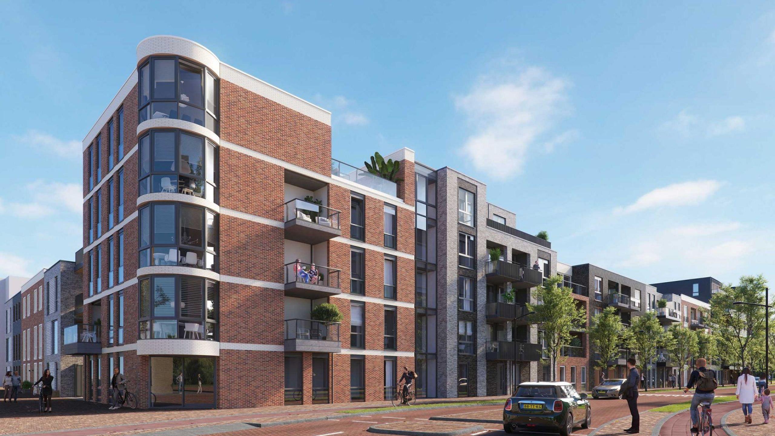 Appartementen Brouwershof